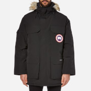 Canada Goose Mens Expedition Parka  Black  M