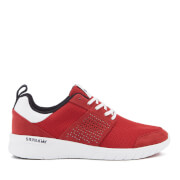 Baskets Homme Supra Scissor - Rouge