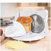Swan SP10060N Compact Food Slicer - White