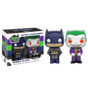 Batman and Joker Pop! Home Salt and Pepper Shaker Set
