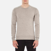 Belstaff Men's Kerrigan Crew Neck Sweater - Chino Melange
