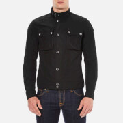 Belstaff Men's Racemaster Jacket - Black - IT 50/L - Black