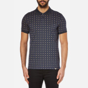 Pretty Green Men's Carville Polo Shirt - Navy