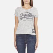 Superdry Women's Vintage Logo T-Shirt - Greatest Twist