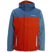 Columbia Men's Everett Mountain Jacket - Rust Red