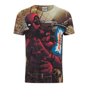 T-Shirt pour Homme -Marvel- Deadpool