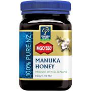 Купить Мед манука с содержанием метилглиоксаля более 550 мг/кг MGO 550+ Pure Manuka Honey Blend - 500g