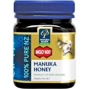 Купить Мед манука с содержанием метилглиоксаля более 400 мг/кг MGO 400+ Pure Manuka Honey Blend - 250G