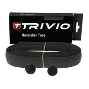Trivio Cork Bartape - Black