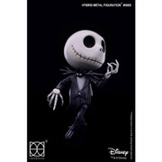 Nightmare Before Christmas Hybrid Metal Action Figure Jack Skellington 15cm