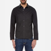 Edwin Men's C.P.O Shirt - Dark Charcoal