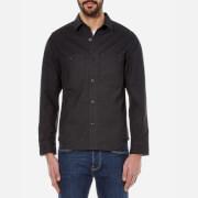 Edwin Men's C.P.O Shirt - Dark Charcoal