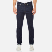 Edwin Men's Ed-80 Slim Tapered Jeans - Rinsed
