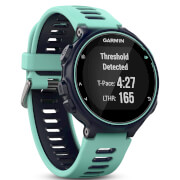 Garmin Forerunner 735XT Tri Bundle – Midnight Blue/Frost Blue
