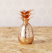 Pineapple Small Trinket Pot/Shot glass  - Copper