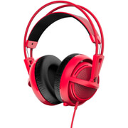 SteelSeries Siberia 200 Headset - Forged Red