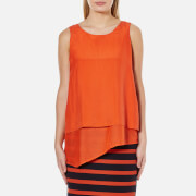 BOSS Orange Women's Evelo Top - Bright Red