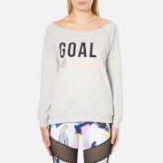 MINKPINK Women's Goal Digger Sweatshirt - Grey Marle - L