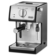 De'Longhi ECP35.31 Pump Espresso Coffee Machine - Sliver