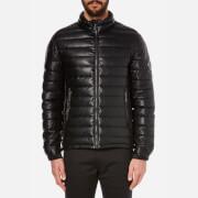 Versace Jeans Men's Zipped Down Jacket - Nero - XL