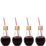 Light Bulb Glass (Set of 4)