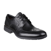 Rockport Men's Total Motion Wing Tip Brogues - Black
