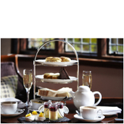 Deluxe Afternoon Tea for Two at Langshott Manor