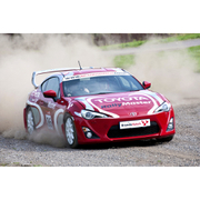 Image of Extended Rally Driving Experience at Brands Hatch