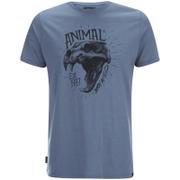 Animal Mens Wild TShirt  Cadet Navy Marl  XL