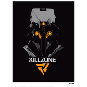 Killzone Black Art Print - 14 x 11
