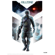 Image of Killzone Soldier Art Print - 14 x 11