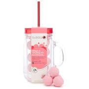 Bubble T Bath & Body - Bath Fizzers in Reusable Jar 11 x 20g (Hibiscus & Acai Berry Tea)
