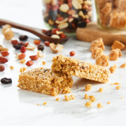 Meal Replacement Toffee, Nut & Raisin Bar
