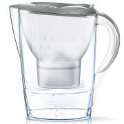 BRITA Marella Cool Water Filter Jug - Silver Glitter (2.4L)