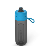 Image of BRITA Fill & Go Active Water Bottle - Blue (0.6L)