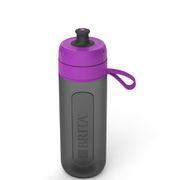Image of BRITA Fill & Go Active Water Bottle - Purple (0.6L)
