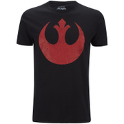 Star Wars Men's Rebel Alliance T-Shirt - Black