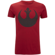 Star Wars Men's Rebel Alliance T-Shirt - Antique Cherry