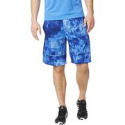 adidas Mens Swat Training Shorts  Blue  L