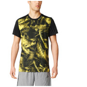 adidas Men's Cool 365 Training T-Shirt - Green - M