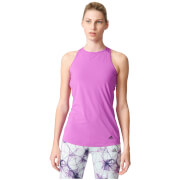adidas Womens Flex Training Bra Tank Top  Purple  XS