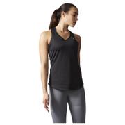 adidas Women's Sequencials Climalite Running Tank Top - Black