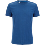 adidas Men's Climachill Training T-Shirt - Blue - M