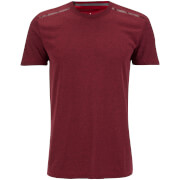 adidas Men's Climachill Training T-Shirt - Red - M