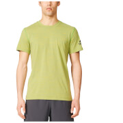 adidas Men's Aeroknit 2.0 Training T-Shirt - Yellow - S