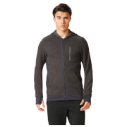 adidas Men's City Energy Running Hoody - Black - M - Salescache