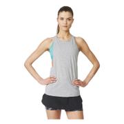 adidas Women's Performer Training Tank Top - Grey