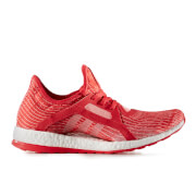 adidas Women's Pure Boost X Running Shoes - Red - US 6.5/UK 5