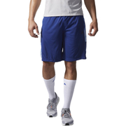 adidas Men's Cool 365 Training Long Shorts - Blue - L