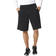 adidas Men's Aeroknit Climacool Training Shorts - Black - S